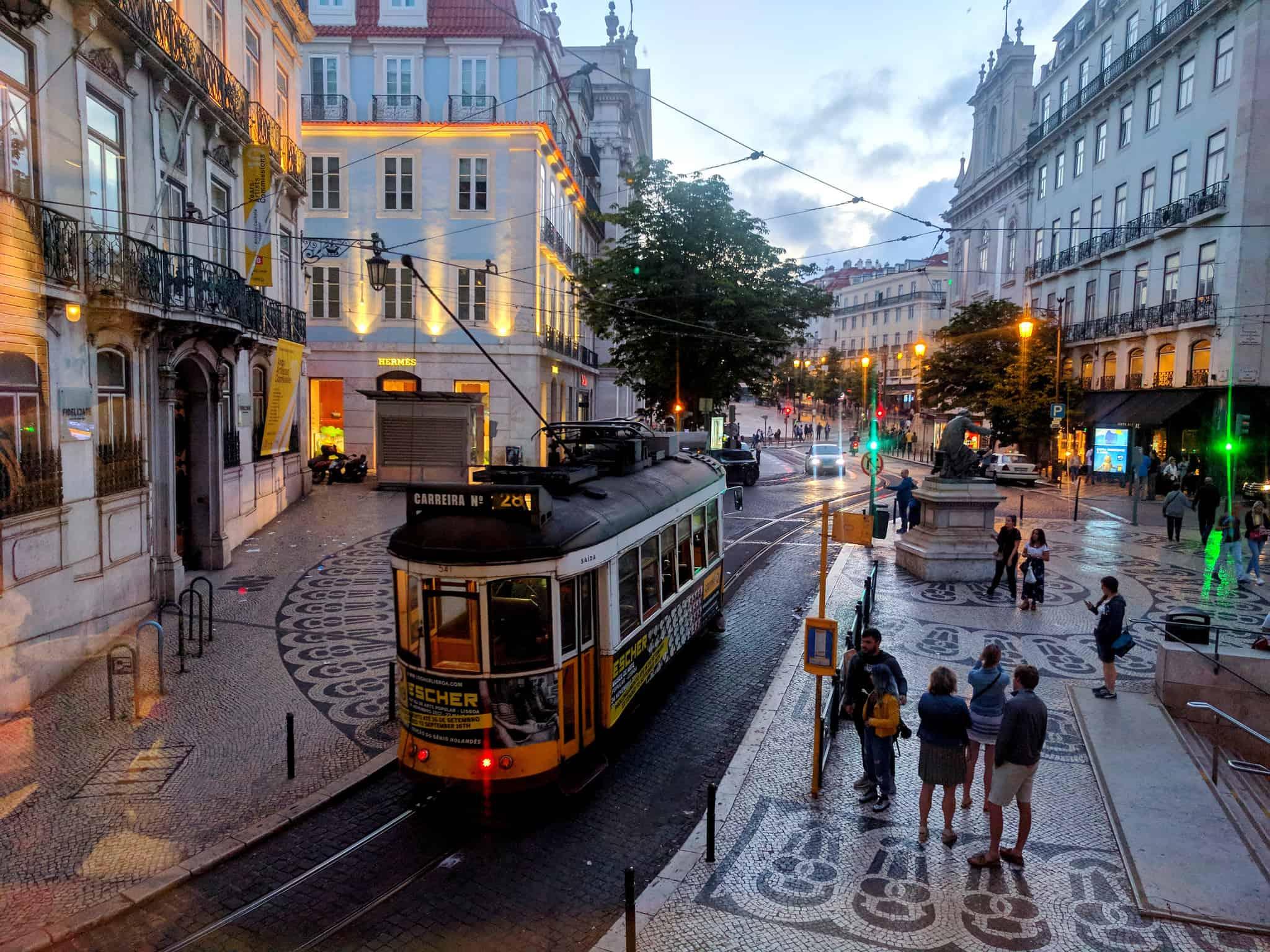 Tanie loty do Lizbony za 188 zł!