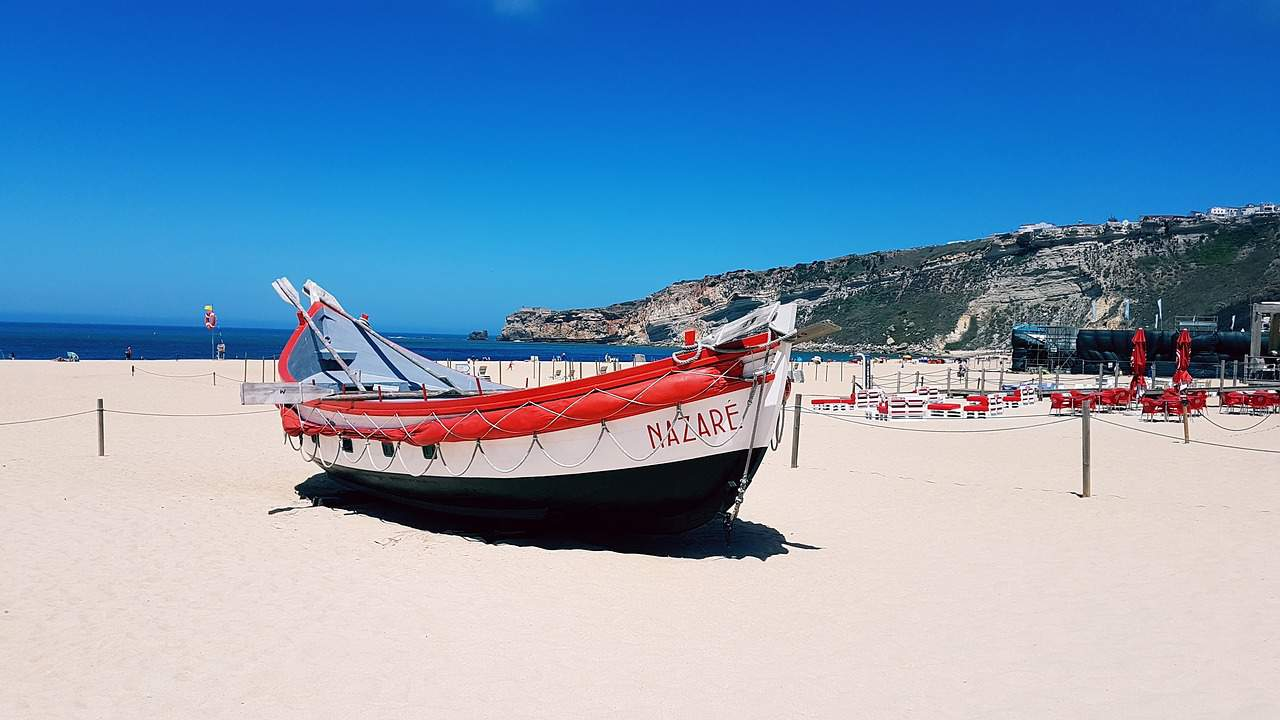 Jak dojechać z Lizbony do Nazaré?