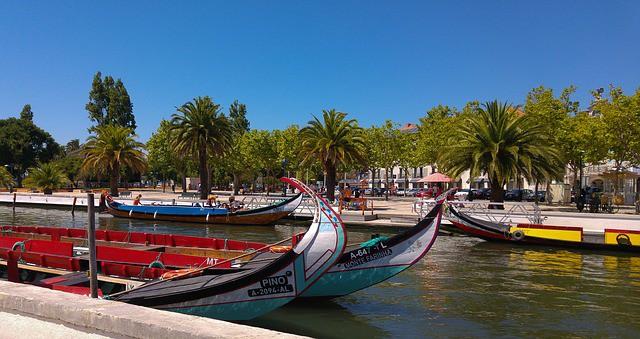 Jak dojechać z Porto do Aveiro?