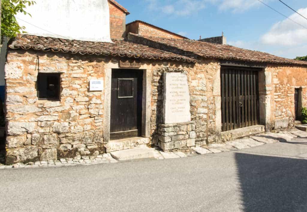 Dom Muzeum w Aljustrel