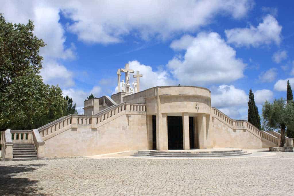 Droga krzyżowa w Fatimie