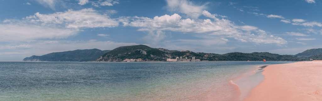 Plaża Bico da Lulas