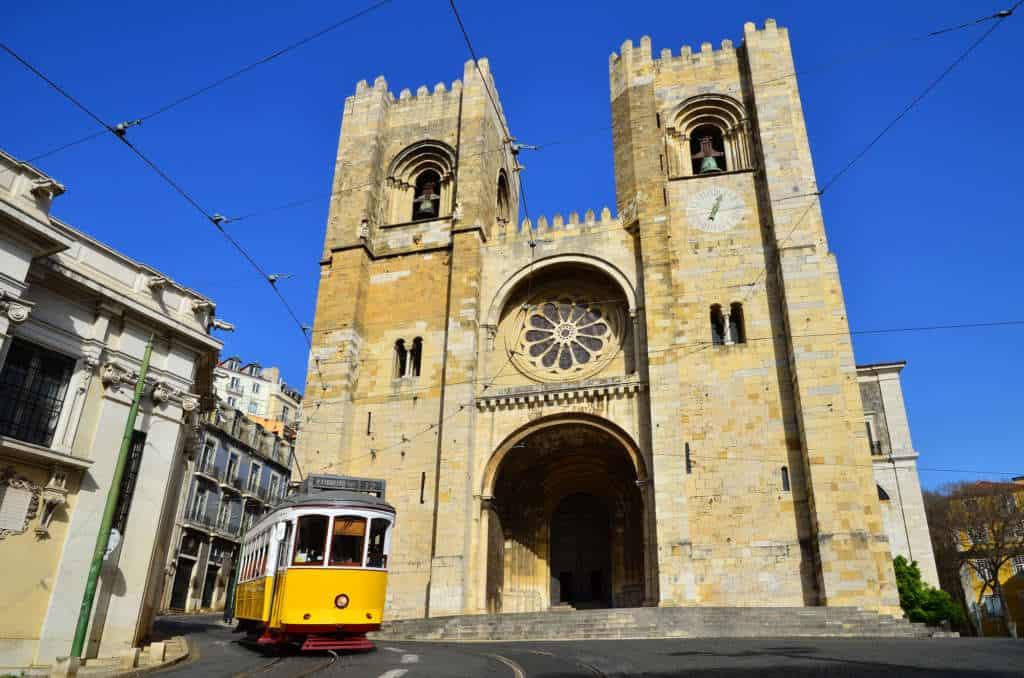katedra Se tramwaj