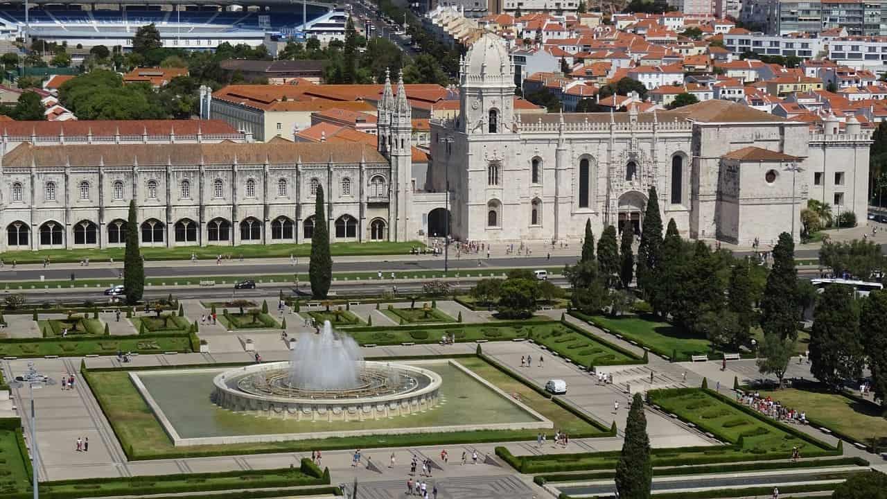 Belém - żywy pomnik portugalskich odkryć