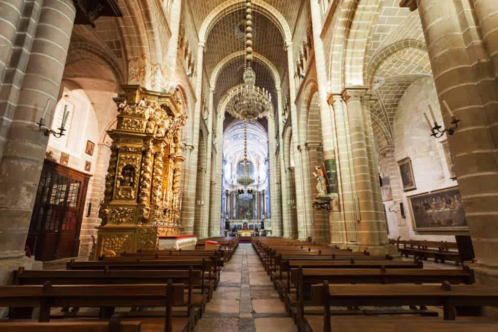 Katedra Se w Evorze