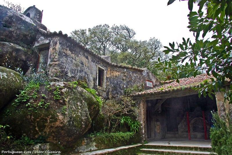 Klasztor Kapucynów w Sintrze