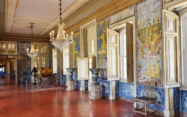 azulejos queluz