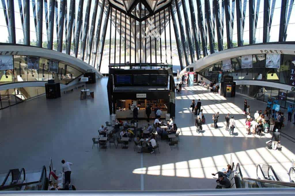 Gare de Lyon Saint