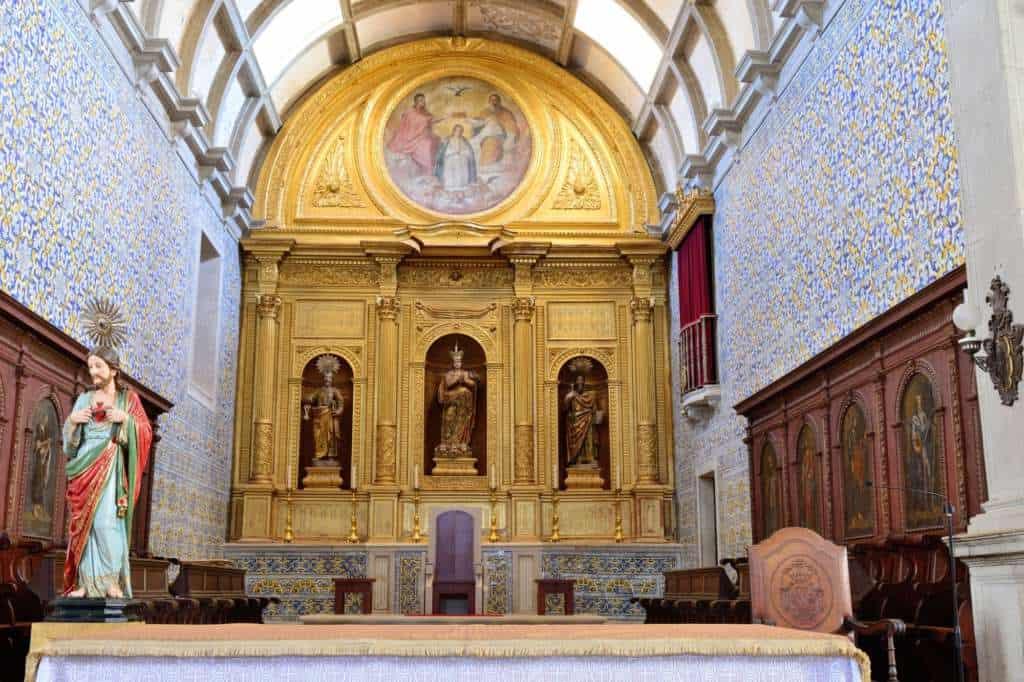 katedra Se w Faro jezus