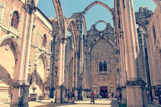 Klasztor Karmelitów w Lizbonie