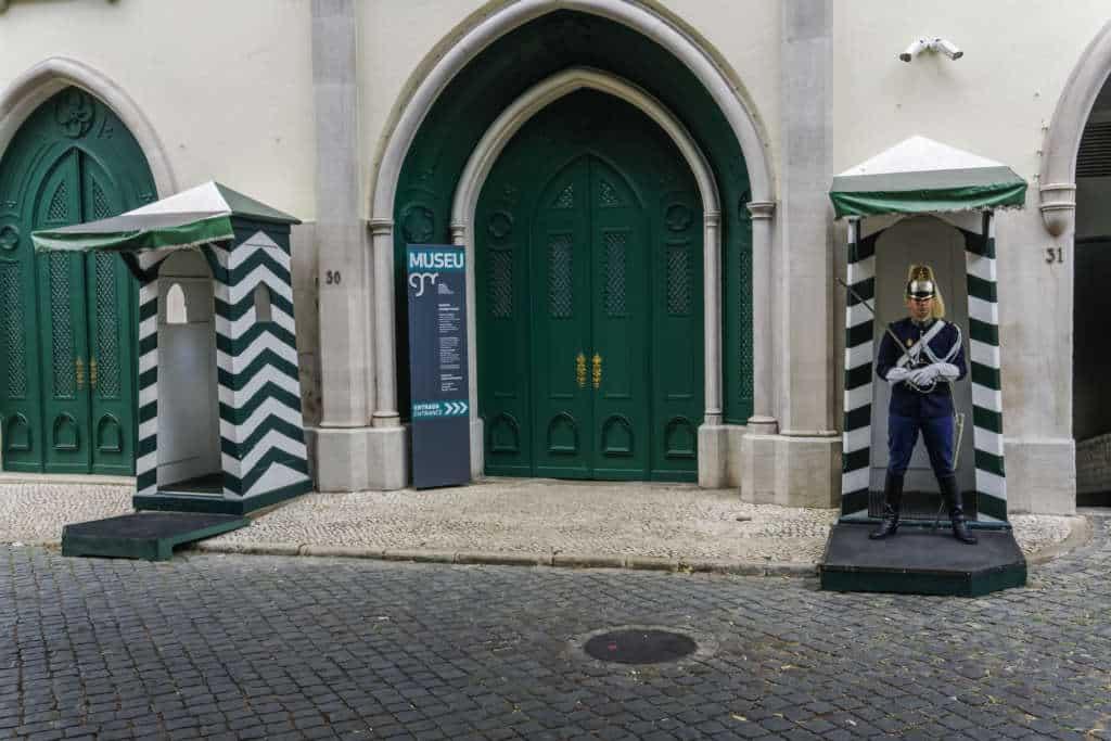 Muzeum Gwardii Narodowej w Klasztorze Karmelitów