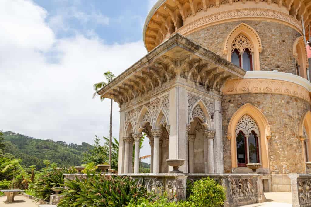 Pałac Monserrate w Sintrze
