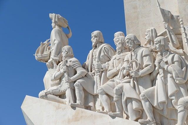 pomnik odkrywcow w Lizbonie