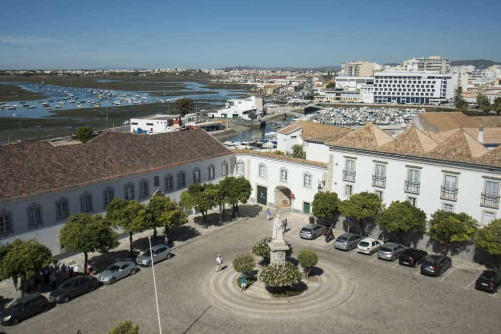 katedra Se w Faro punkt widokowy