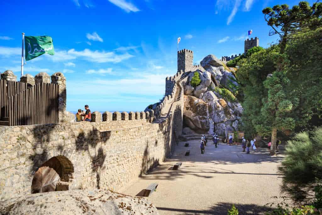 arabski zamek