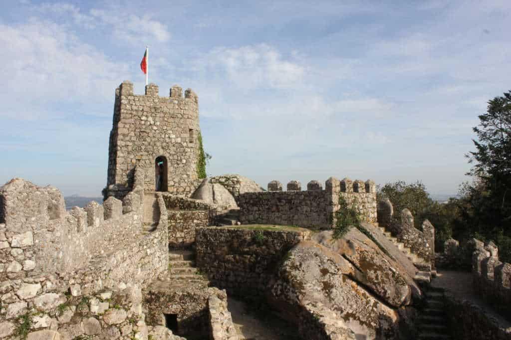 zamek Maurów Sintra