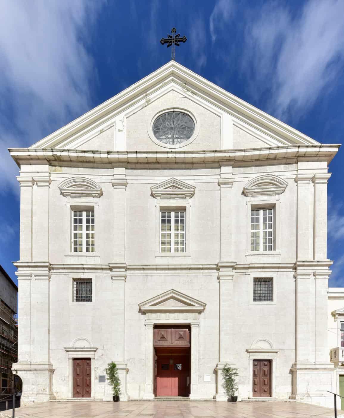 Kościół św. Rocha w Lizbonie - najdroższa kaplica na świecie
