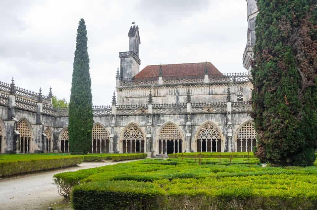 Krużganek Królewski klasztoru w Batalha