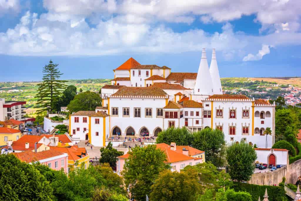 Pałac Narodowy w Sintrze