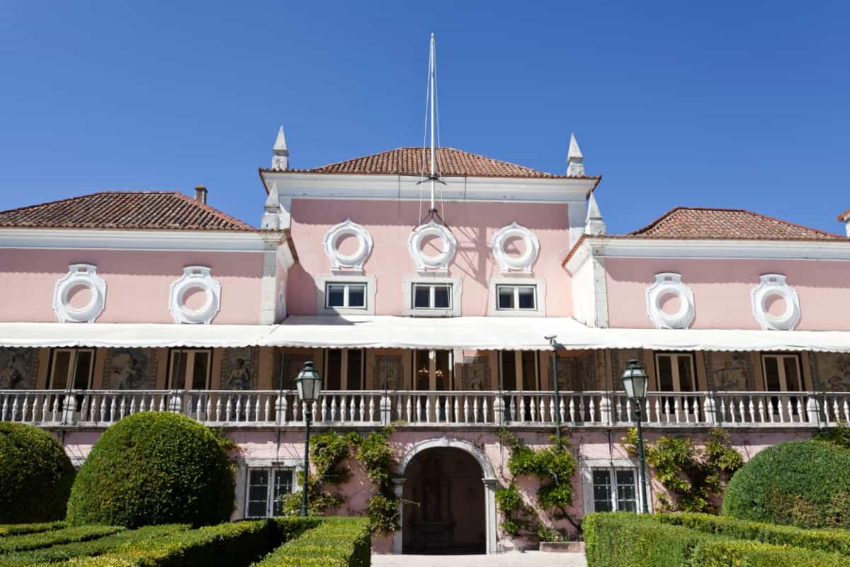 Pałac Belém i Narodowe Muzeum Powozów w Lizbonie