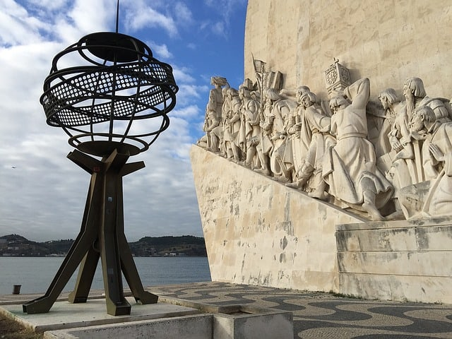 pomnik odkrywców Belem