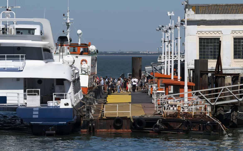 Port w Cacilhas
