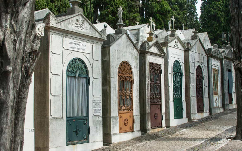 cmentarz w Lizbonie
