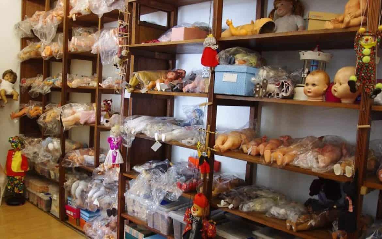 hospital bonecas w Lizbonie