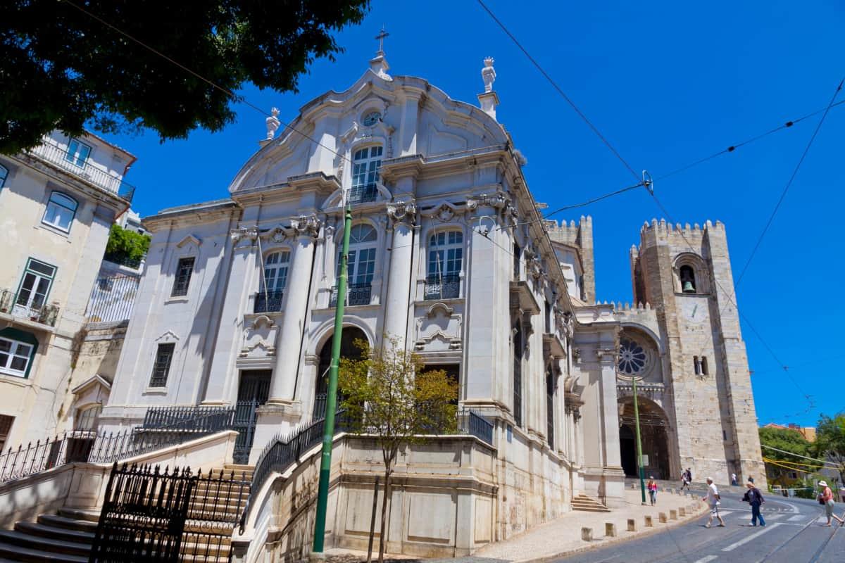 Kościół świętego Antoniego w Lizbonie
