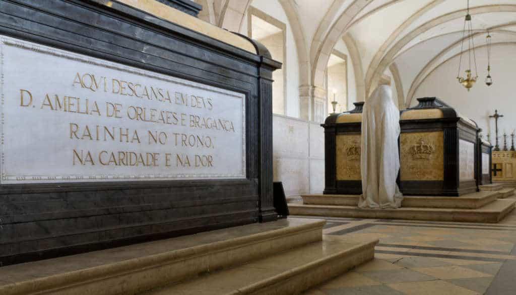 Panteon Królewski w kościele świętego Wincentego