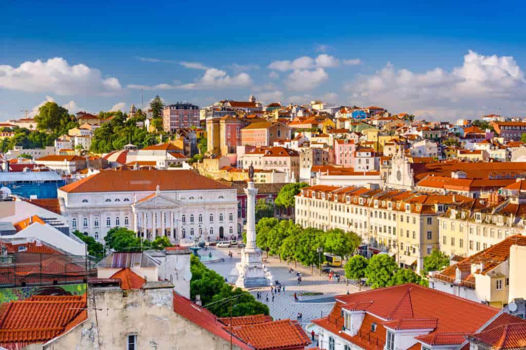 Lizbona - zwiedzanie, przewodnik, co zobaczyć