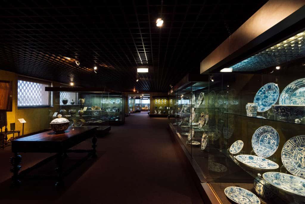 Muzeum sztuki antycznej w Lizbonie wazy