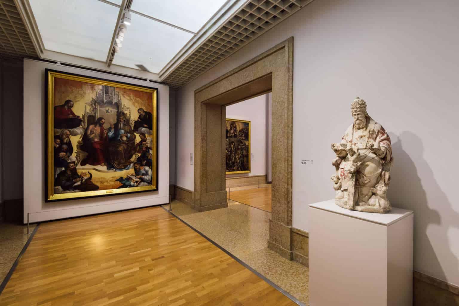 Muzeum Sztuki Antycznej w Lizbonie