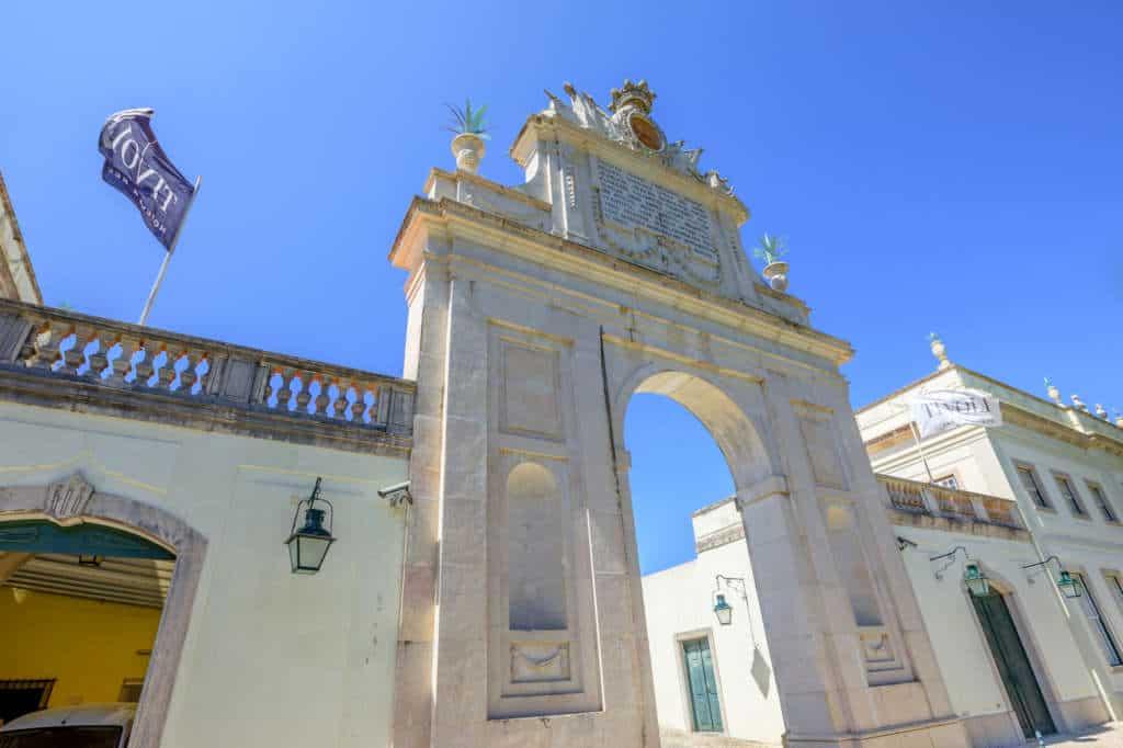 pałac Seteais w Sintrze