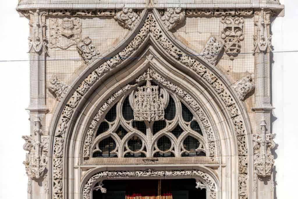 kościół Jana Chrzciciela Tomar