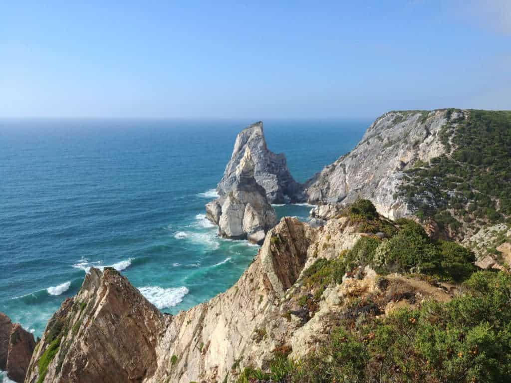 cabo da roca widok