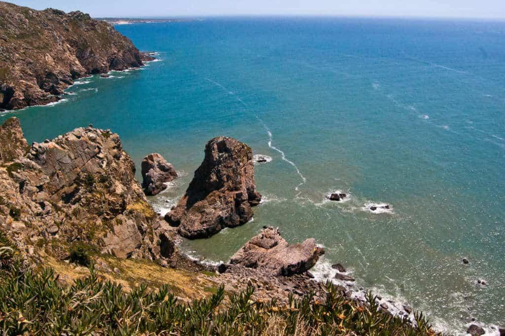 widok na Cabo da Roca