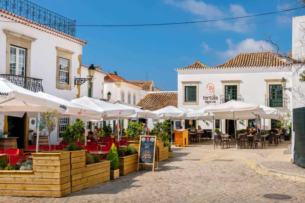 stare miasto w Faro