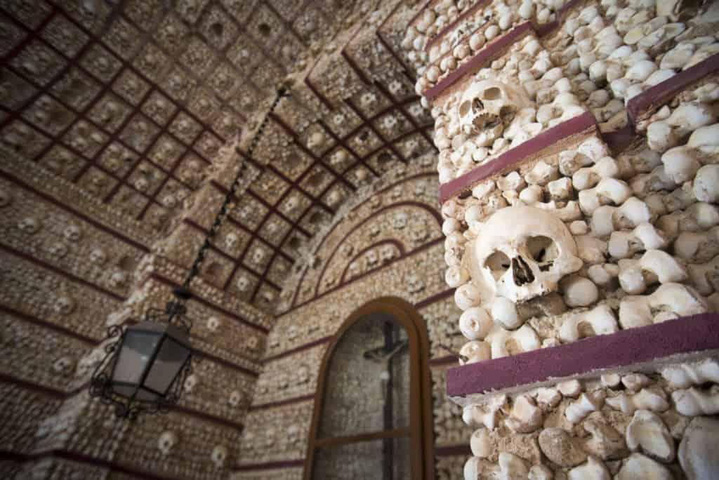 kaplica kości w Faro