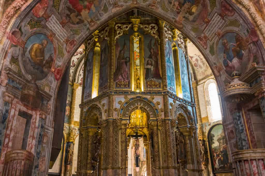 klasztor Tomar