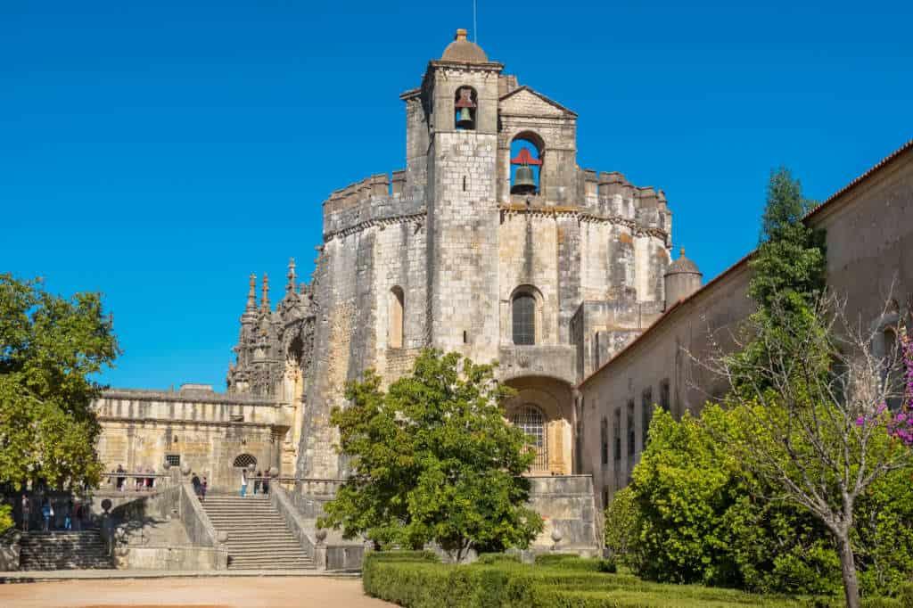 kościół Tomar konwent templariusze