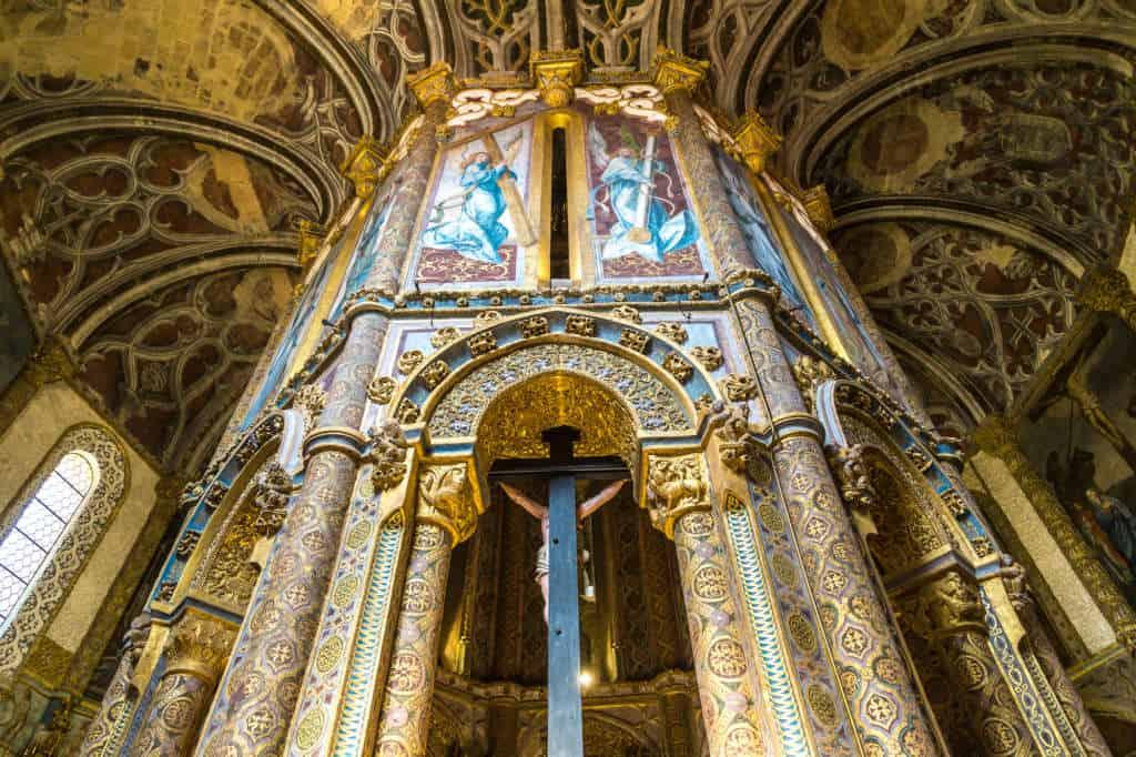 kościół w Tomar