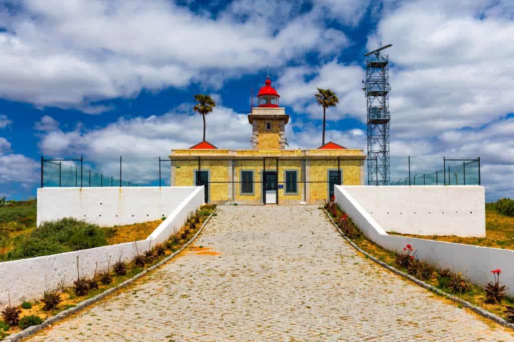 latarnia na Ponta da Piedade