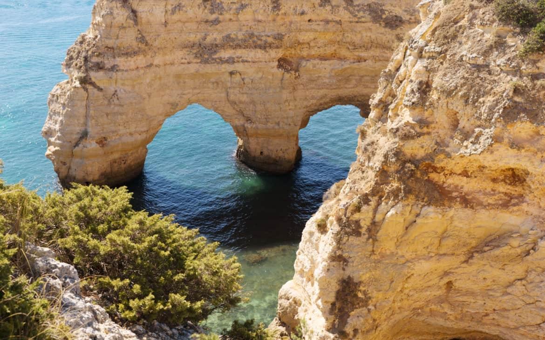 marinha w Algarve
