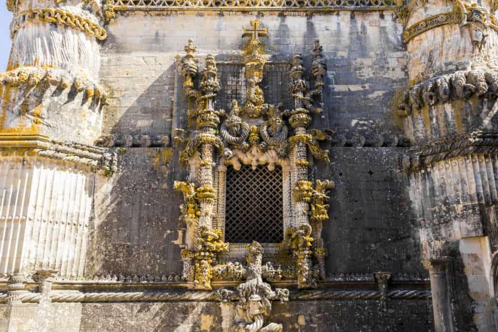 okno z Tomar