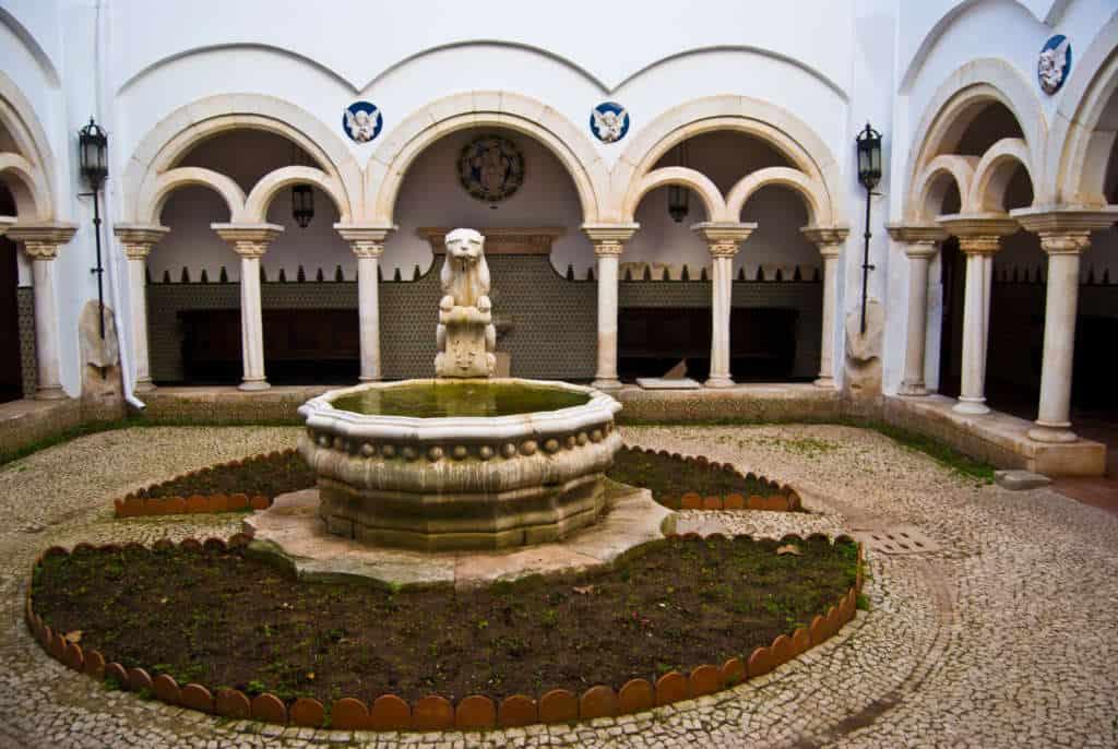 pałac Condes w Cascais