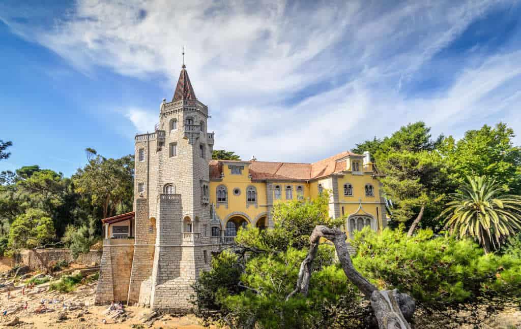 pałac Condes Cascais