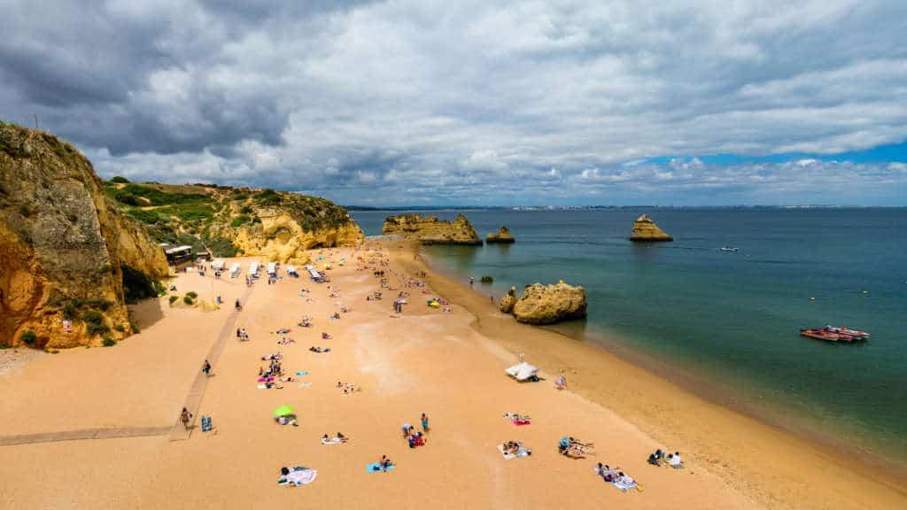 plaża dona Ana