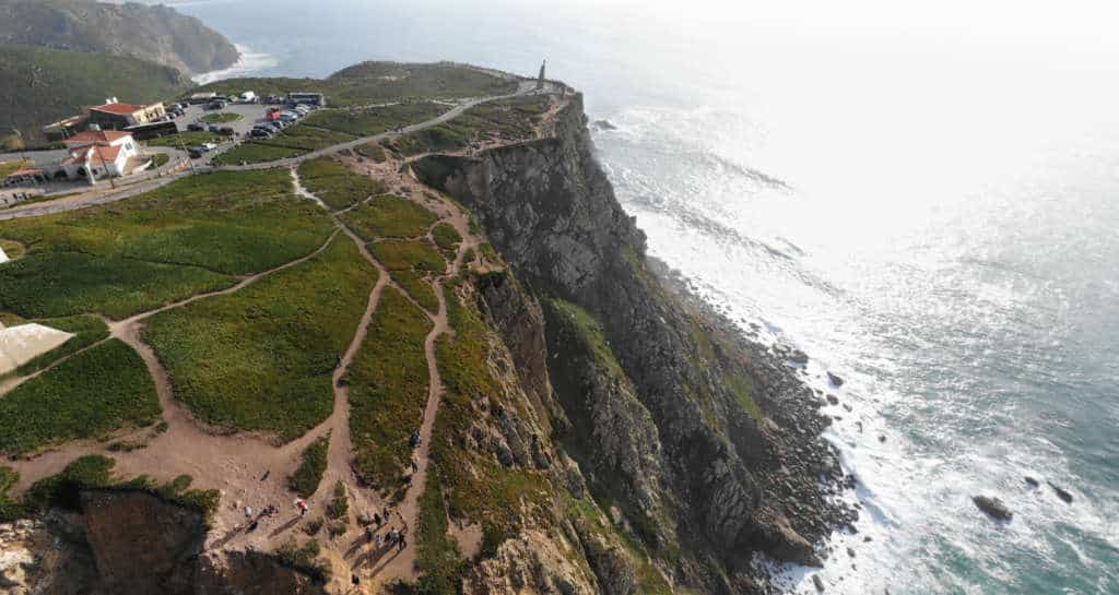 punkt widokowy Cabo da Roca