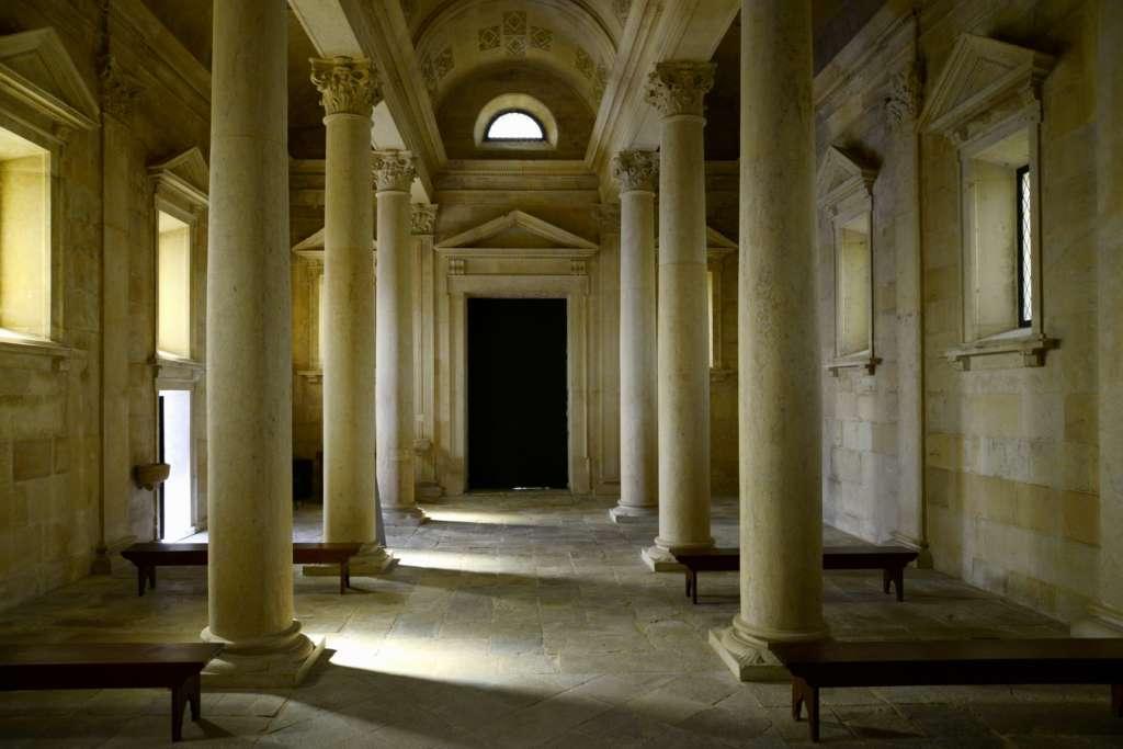 pustelnia w Tomarze
